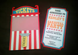 How To Make Birthday Invitation Cards At Home Best 25 Carnival Party Invitations Ideas On Pinterest Circus