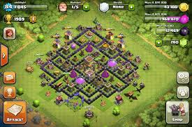 coc layout builder th8 image clash of clans town hall 8 farming base layouts jpg clash