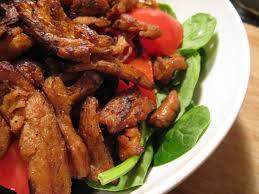 thanksgiving soy curls with vegan vegan eats u0026 treats vegan diner