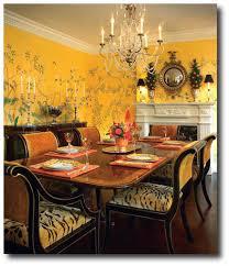Regency Dining Chairs - Regency dining room