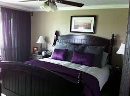 Purple Bedroom Ideas - purple room decor i love these purple sheer curtains with the