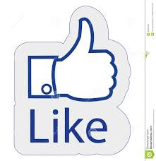 facebook icon facebook like editorial image image 33528160