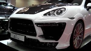 Porsche Cayenne Lumma - lumma clr 558 gt 958 essen motor show 2011 youtube