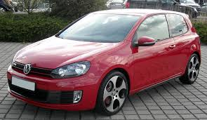red volkswagen golf volkswagen golf mk6 wikipedia