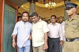 Weerawansa Remanded Fcid Questions Weerawansa For Over Six Hours Daily News