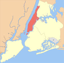 New York City Zip Codes Map by Manhattan Wikipedia