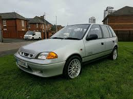subaru justy rally 2000 subaru justy 4x4 bushwaker in silver with 90k miles in