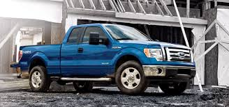 Ford F150 Truck Engines - 2012 ford f 150