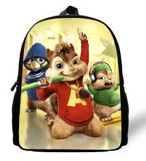 aliexpress buy 12inch mini bags kids alvin chipmunks