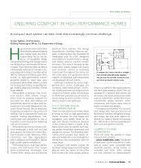 Design Home Hvac System U S Department Of Energy Doe Shows Support For The Hvac Best