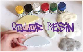 how to add color to resin with paint a simple solution for