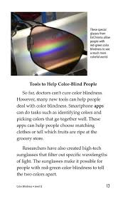 How Many People Are Color Blind Color Blindness