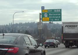 Wsdot Seattle Traffic Flow Map by The Wsdot Blog Washington State Department Of Transportation 2011