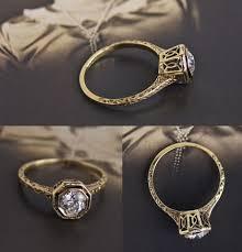 nouveau engagement rings best 25 nouveau ring ideas on nouveau jewelry