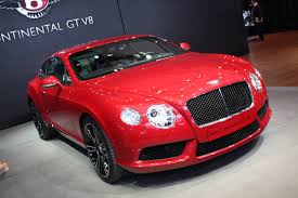 bentley red automotive trends 2012 naias bentley continental gt u0026 gtc v8