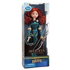 merida talking doll from the new movie brave disney 17 inch tall