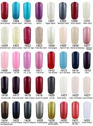 smart gel nail polish color nail gel base and top lacquer uv led nail gel polish jpg