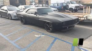 69 camaro flat black 1969 camaro z28 stealth