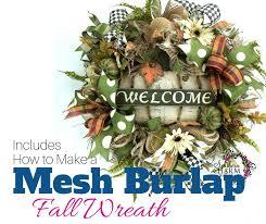 how to make a deco mesh wreath ebook southern charm wreaths