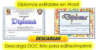 diplomas de primaria descargar diplomas de primaria diplomas para editar en word gidiye redformapolitica co