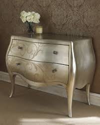 Dressers Chests And Bedroom Armoires Silver Leaf Chest Traditional Dressers Chests And Bedroom