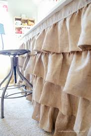 Burlap Ruffle Curtain Craftaholics Anonymous Awesome Online Class For Craft Photography