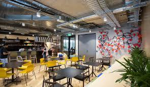 Facebook Office Interior Design Andy Dinan Art Consulting Facebook Office