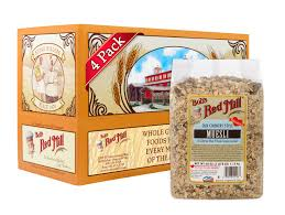amazon com bob u0027s red mill extra thick rolled oats 32 ounce