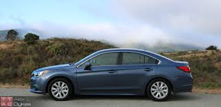 subaru legacy black rims 2015 subaru legacy 2 5i premium review with video