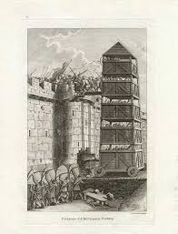 what is the definition of siege history throughout the ages the siege tower age of empires