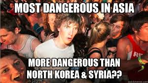 Asia Meme - msia 4 most dangerous cities claim is totally wrong but why