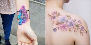 17 most beautiful watercolor ideas best watercolor tattoos