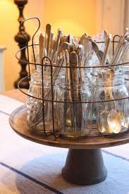 Kitchen Utensil Holder Ideas 21 Chic Ways To Decorate With Cake Stands U2014 Yes Really