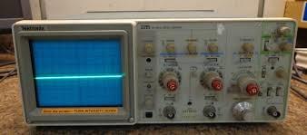 tektronix 2215 60mhz oscilloscope u2022 244 00 picclick