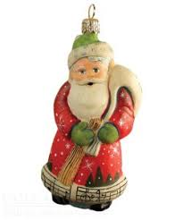 2nd day of christmas glimmer ornament by vaillancourt folk art