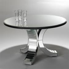 Mirrored Dining Room Table Black Orchid Luxury Elegance Mirrored Dining Table Furniture
