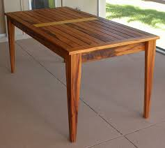 Southwest Outdoor Furniture by Tigerwood Dining Table Custom Furniture By Jerry Neal Designs Llc