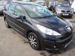 peugeot estate models used peugeot 207 sw estate 1 4 vti sport 5dr in penzance cornwall
