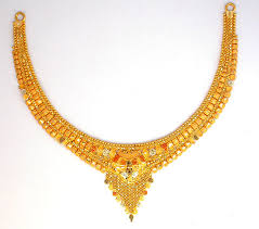 image necklace images Gold necklace buy in delhi jpeg