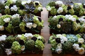 flower table wedding florist juniper flowers
