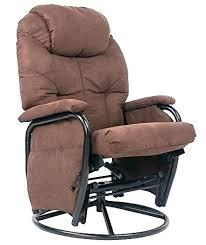 homcom pu leather rocking sofa chair recliner leather rocking chair recliner cravate top