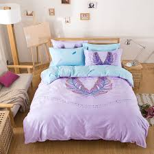 Peacock Feather Comforter Nursery Beddings Feather Print Bedding Sets Together With Blue