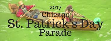 chicago st patrick u0027s day parade 2017 information