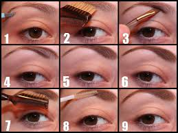 How To Do The Perfect Eyebrow Luhivy U0027s Favorite Things Beginner Series How To Fill In