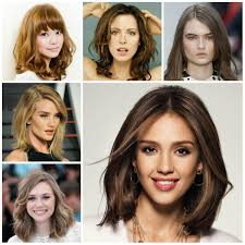 haircuts and colors for medium hair hair color trends for medium