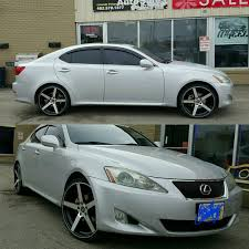 lexus is 250 tires price lexus is250 sittin proper on 20