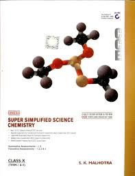 super simplified science chemistry class x term i u0026 ii 27th