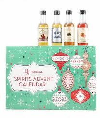advent calendar spirits advent calendar heritage distilling co
