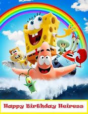 spongebob squarepants cake spongebob squarepants cake toppers ebay