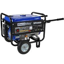 4 400 3 500 watt gasoline powered manual start portable generator